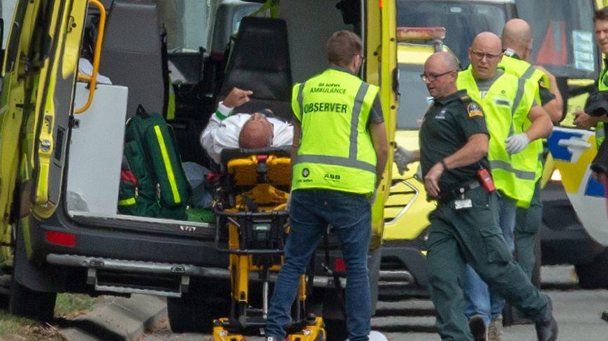 Quarante morts dans l'attaque de mosquées en Nouvelle-Zélande