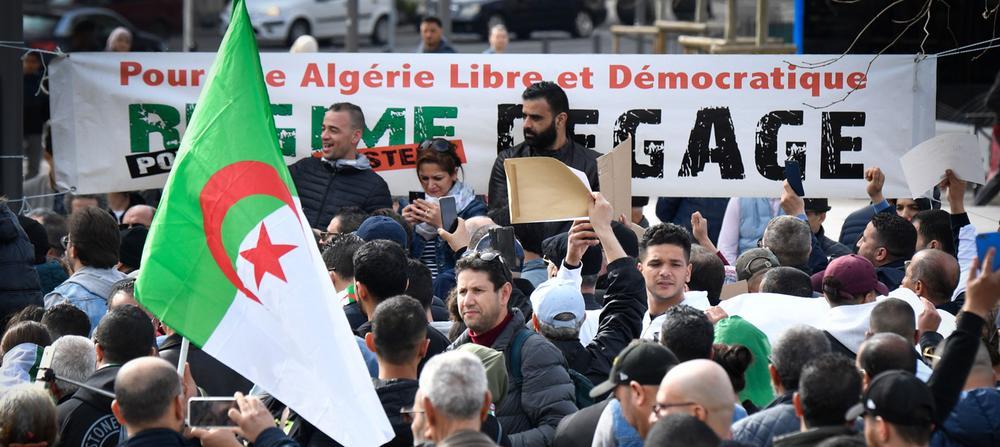 Algérie : la situation politique exacerbée par la crise économique