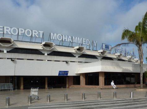 Aéroport Casablanca Mohammed V