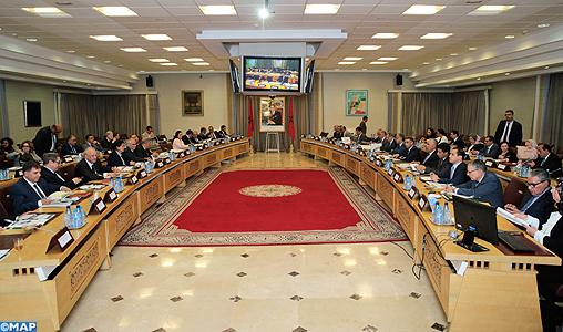 Aménagement du territoire national: Laftit mène des consultations
