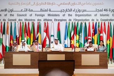 Les ministres des AE de l'OCI se félicitent de la désignation de SAR la Princesse Lalla Meryem ambassadeur de bonne volonté