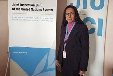Aicha Afifi, une riche carrière sur le plan diplomatique et au sein de l'Organisation des Nations Unies