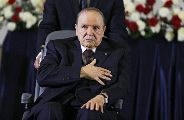 Algérie: Bouteflika promet, si élu, une présidentielle anticipée où il ne sera pas candidat