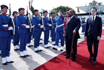 Ali Bongo quitte le Maroc au terme d'un séjour médical