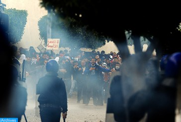 Manifestations anti-5è mandat : Amnesty international appelle les autorités algériennes à la retenue
