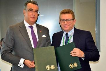 Maroc-BAD : Signature d'un accord de prêt de 268 millions €