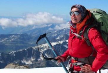 Après la conquête des sept sommets du monde, Bouchra Baibanou prépare son autobiographie