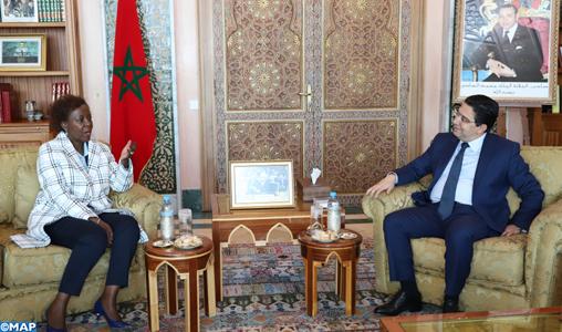 Bourita réaffirme le soutien du Maroc aux actions, à la vision et aux projets de l'OIF