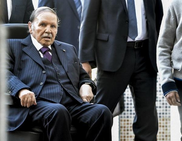 Algérie: Bouteflika limoge son directeur de campagne
