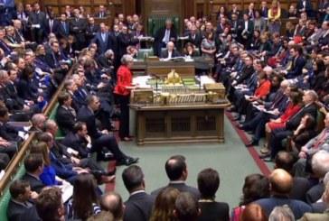 Brexit: le Parlement britannique rejette les huit options alternatives à l'accord de May