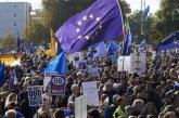 Brexit : Immense manifestation à Londres pour un second référendum