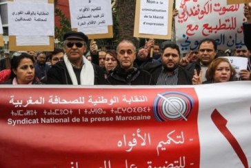 Six mois de prison avec sursis pour quatre journalistes marocains