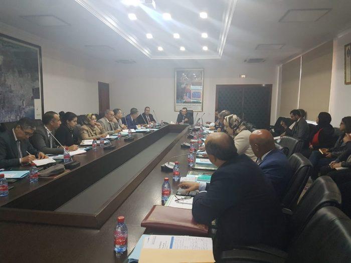 Skhirate-Témara : le CPDH adopte son plan annuel 2019