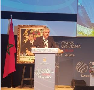"""""""Energies renouvelables, opportunités de développement pour l'Afrique"""": avis de Saïd Mouline"""