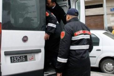 Casablanca : Arrestation d'une vagabonde soupçonnée d'enlèvement d'une mineure