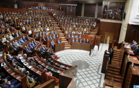 Chambres des représentants