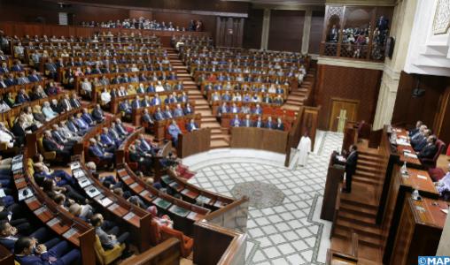 Parlement: Session extraordinaire des deux Chambres à partir du 1er avril