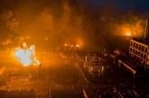 Explosion d'une usine chimique en Chine: Au moins 47 morts