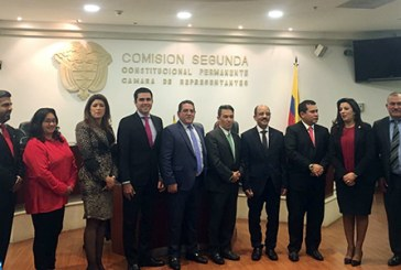 Des parlementaires marocains en visite en Colombie