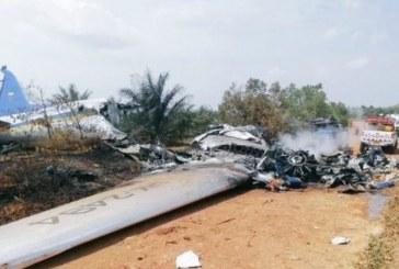 Colombie : 12 morts dans un crash d'avion