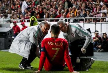 Cristiano Ronaldo rassure après sa blessure
