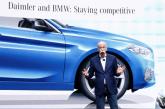 Daimler et BMW cherchent à définir des règles d'auto-conduite