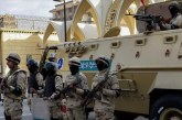 Égypte : 3 soldats et 46 terroristes tués au Sinaï