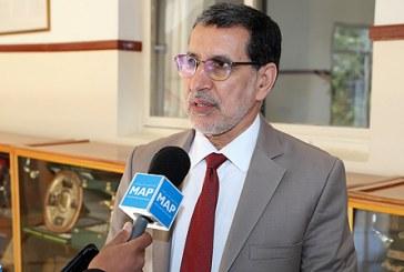 """El Otmani demande à Amzazi d'engager un dialogue avec les syndicats en présence des """"enseignants contractuels"""""""