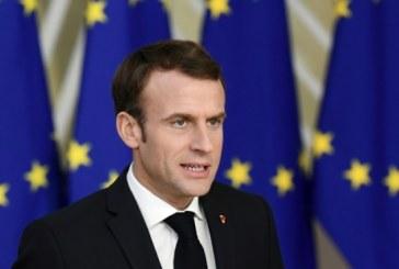 Macron appelle à une «renaissance européenne» pour faire face à «l'urgence»