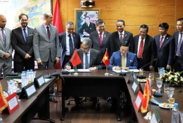 Environnement: signature d'un mémorandum d'entente maroco-vietnamien
