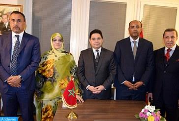 Sahara marocain : fin de la première journée de la seconde table ronde de Genève