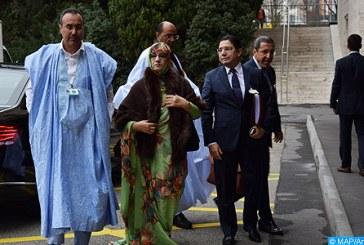 2ème round de Genève : les pourparlers se poursuivent