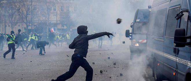 France : Prison ferme pour 23 « gilets jaunes »