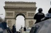 «Gilets jaunes»: Les manifestations interdites samedi sur les Champs-Elysées
