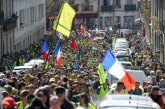 « Gilets jaunes » : 40.500 manifestants en France, selon le ministère de l'Intérieur