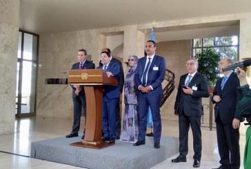 Pourparlers de Genève : Bourita affirme l'esprit constructif du Maroc