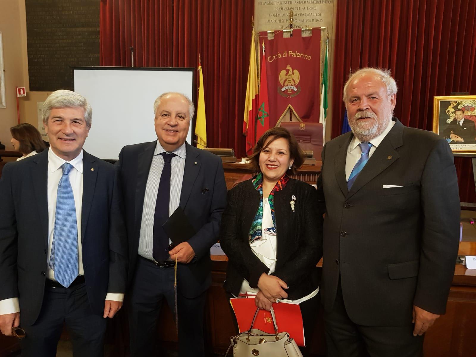 les Rotariens Italiens se mobilisent pour la découverte du Maroc
