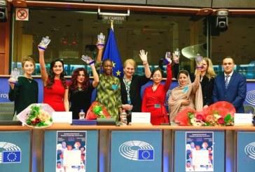 Bruxelles : Le 1er forum International du Leadership féminin rend hommage à 9 Femmes au parlement européen