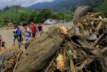 Indonésie: Le bilan des inondations en Papouasie dépasse les 100 morts