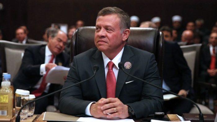 Le roi de Jordanie met l'accent sur le rôle de l'UPA dans l'unification des positions arabes