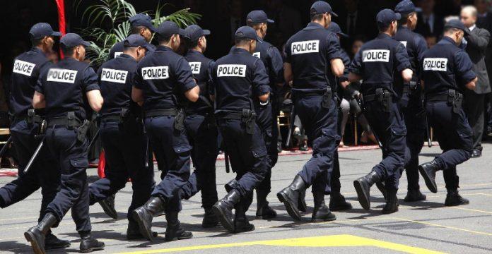 L'école policière de Fès