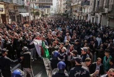 Marches contre le 5è mandat : L'Algérie retient son souffle