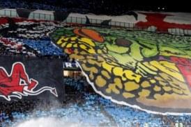 L'Inter de Milan condamné à une fermeture partielle de ses tribunes avec sursis