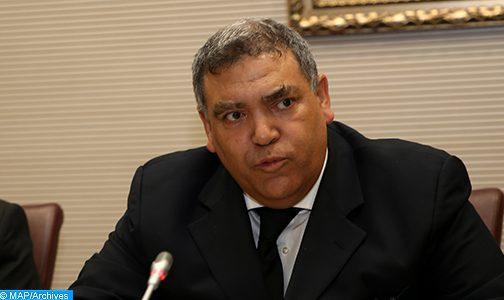 Ouverture du 36ème Conseil des ministres arabes de l'Intérieur