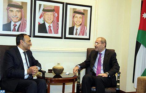Le Maroc et la Jordanie