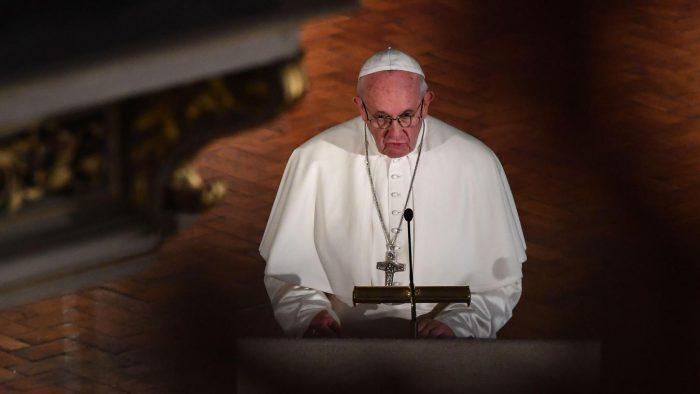 Le Pape François accepte la démission de l'archevêque de Santiago du Chili