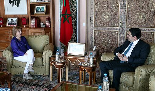 """Maroc-UE: Les accords agricole et de pêche renforcent """"la relation stratégique importante"""""""