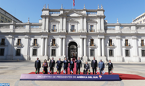 Les chefs d'Etat sud-américains forment un nouveau bloc régional