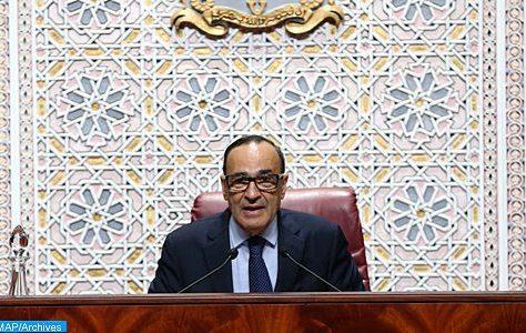 Les parlements islamiques
