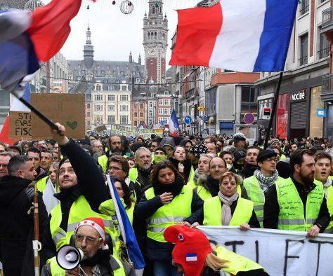 «Gilets jaunes» : un nouveau samedi de mobilisation